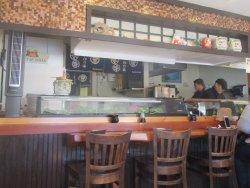 Sushi Bar, Sushi-Mambo, Calistoga, CA
