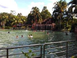 Sungai Klah Hot Spring Park