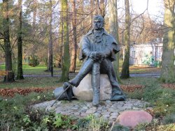 Jan Jerzy Haffner Monument