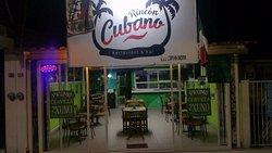 restaurante rincon cubano pool -bar