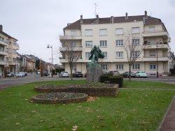 Monument à Victor Hugo
