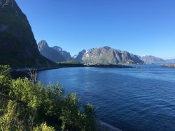 Lofoten Bed & Breakfast AS Reine