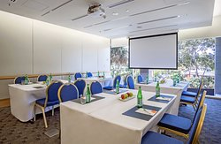 Gladesville meeting room in cabaret setup