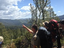 California State Parks Backpacking Adventures