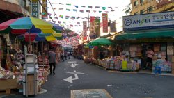 Dongdaemun Stationery Store Street