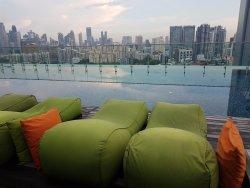 Rooftop Pool - Hotel Jen