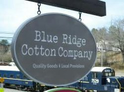 ‪Blue Ridge Cotton Company‬