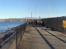 Coast Guard Pier