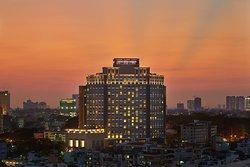 胡志明市日光酒店