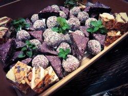 Sweets platter