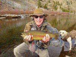 Taylor River Fishing