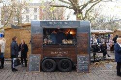 The dark horse espresso bar