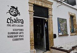 Chakra Art Gallery Paphos