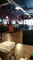 Excellently balanced sauce, pizza by the slice or whole, homemade soup, this is a great place fo