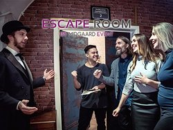 ‪ESCAPE ROOM by Midgaard Event‬