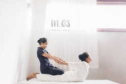 ines pure spa