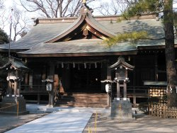 Sakitori Shrine