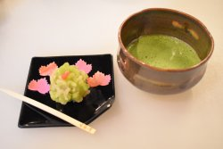 Kanshundo Japanese Sweets Cooking Class