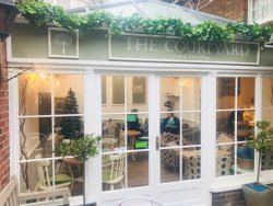 The Courtyard Cafe & Tea Room
