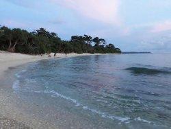 Ram Nagar Beach