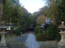 Konoshima Nimasu Amateru Mitama Shrine