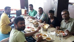 Excellent Food at Tulsi Restaurant