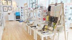 Inkwell Modern Handmade Boutique & Letterpress Studio