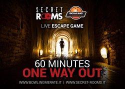 Secret Rooms Merate