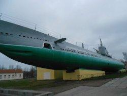 Narodovolets D-2 Submarine Museum