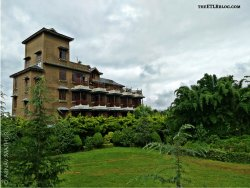 Luxury in the lap of Himalayas