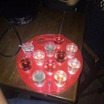 Up Shot Bar