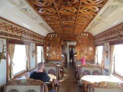 The Trans-Mongolia Railway