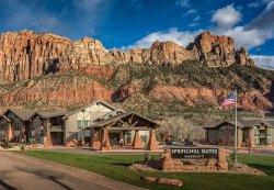 SpringHill Suites Springdale Zion National Park