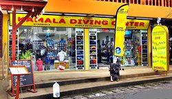 ‪Merlin Divers - Kamala Diving Center‬