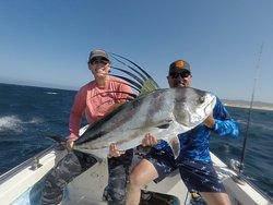 Cabo Mahi Mahi Fishing Charters & Super Pangas
