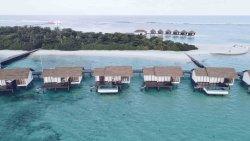 Première expérience aux Maldives réussie
