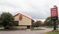 Red Roof Inn Kalamazoo West - Western Michigan U