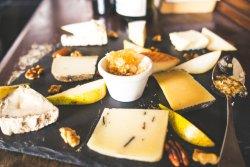 Delicious cheeseboards
