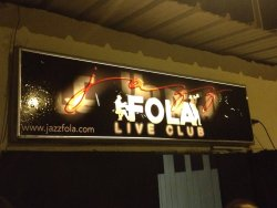 Jazz Fola Live Club