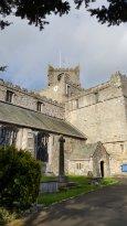 Cartmel Priory.