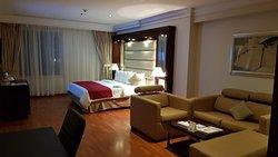 No geral um bom hotel