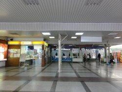 Taichung Railway Station Tourist Service Center