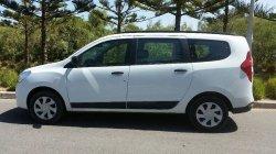 Dacia Lodgy vehicule parfait pour vous deplacement avec la famille ou les amis à seleument 45eur