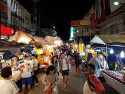 ‪Hua Hin Night Market‬