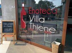 Winery Enoteca Villa Thiene
