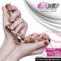 Gionyx Hair & Nail Salon
