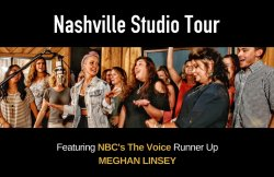 The Nashville Studio Tour