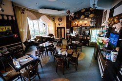 Cafe Ostrov Sokrovishh