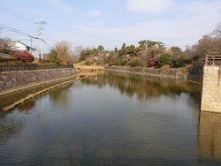 Unagibori Pond