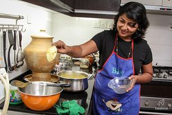 Sham's Malaysian Indian Cooking Class